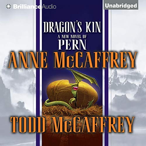 Dragon's Kin audiobook cover art