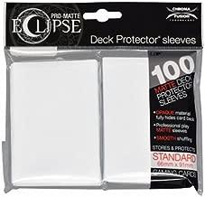 Ultra Pro UPR85600 Eclipse Standard Matte Card Sleeves