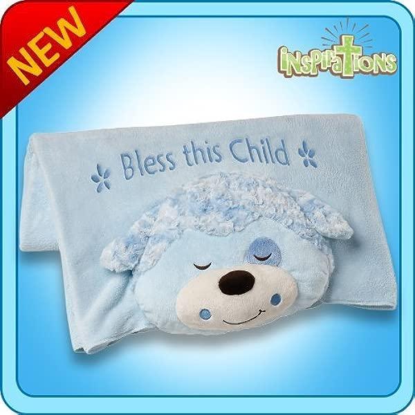 Pillow Pets Blanket Prayer Prayer Puppy