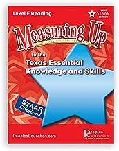 Measuring Up Level E Reading (Fifth Grade) Texas STAAR Edition 2013