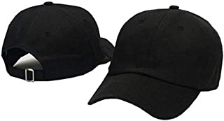 GEANBAYE Hats for Men Classic Low Profile Adjustable Strapback 100% Cotton Dad Hats Baseball Caps for Men and Women