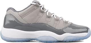 11 Retro Low 'Cool Grey' - 528895-003 - Size 18