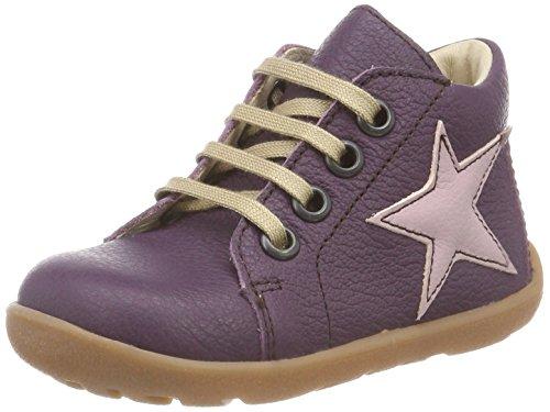 Däumling Baby Mädchen Posch Sneaker, Violett (Nappa Cf Fiesole 20), 22 EU