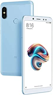 Xiaomi Redmi Note 5, Dual Sim Unlocked, Global Version (Blue, 4-64GB)