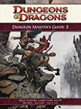 Dungeon Master's Guide 2: Roleplaying Game Supplement (4th Edition D&D)