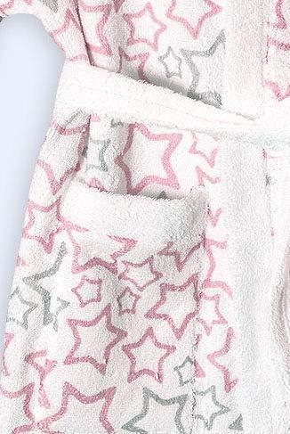 29x50 cm Confortable et Absorbante Lot de 4 Serviette de bain pour Enfant et B/éb/é Tissu /Éponge Rose et Vert 340g//m/² Sortie de bain Transportable Ti TIN Douce 90/% coton 10/% polyester