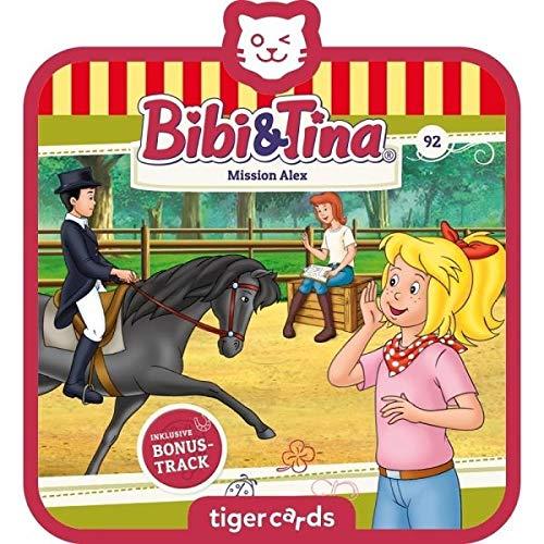 Tiger Media 4139 tigercard - Bibi & Tina - Folge 92: Mission Alex