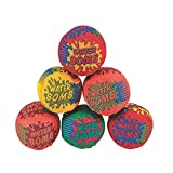 Fun Express - Water Bomb Soaker Balls ii - Toys - Active Play - Water Toys - 12 Pieces