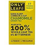 Onlyleaf Chamomile Green Tea