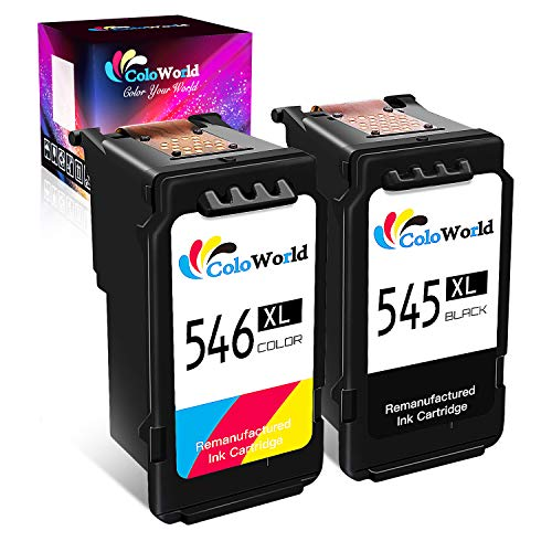 ColoWorld Remanufactured 545 XL 546 XL...