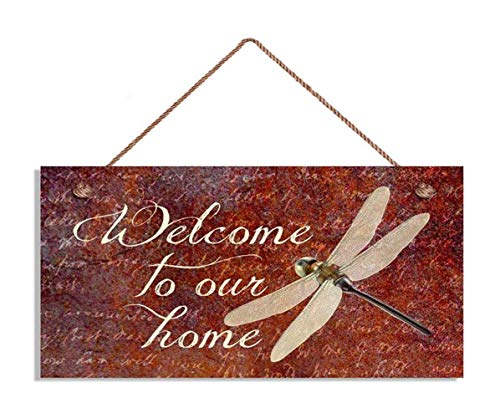 LPLED Welcome to Our Home Sign Room Sign (5x10, ONE)