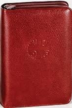 Christian Prayer Leather Zipper Case