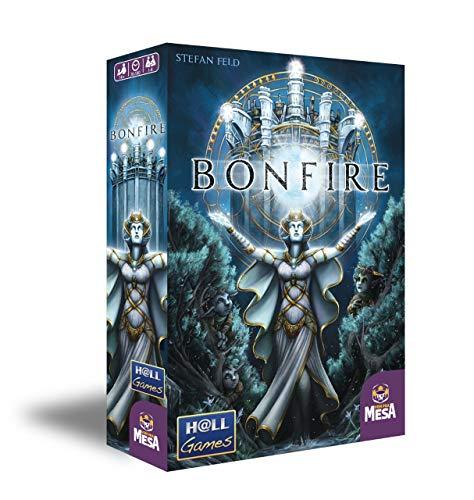 Jogo de Tabuleiro Bonfire, Hall Games, Multicor