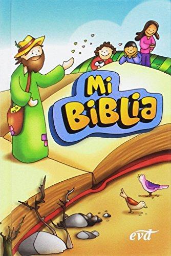 MI BIBLIA ILUSTRADA INFANTIL (Biblias Verbo Divino) - 9788490732588: [bolsillo - cartoné - infantil]