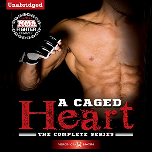 A Caged Heart Complete Series audiobook cover art