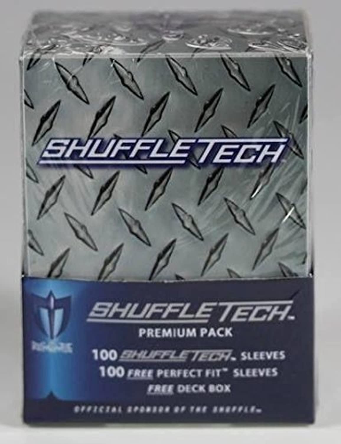 Dp  Shuffle Tech Premium Pack Board Game, Weiß by Lion Rampant Imports Ltd B017CAZN3E Neuer Stil  | Große Auswahl