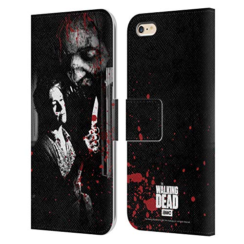 Head Case Designs Officially Licensed AMC The Walking Dead Fearless Carol...