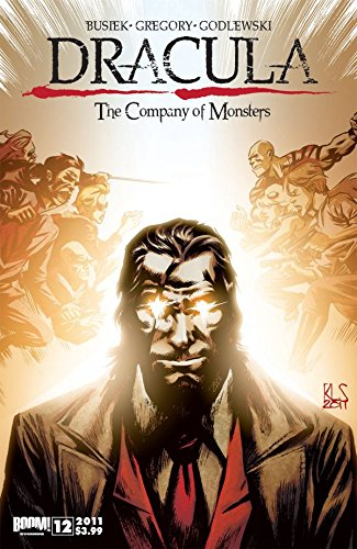 Download Dracula: The Company of Monsters #12 (Dracula: Company of Monsters) (English Edition) B01E0HU0R6