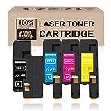 Cartuccia toner compatibile CMCMCM per Xerox Phaser 6020 BI Phaser 6020 Phaser 6027 WC Phaser 6022 6025 WC 6027 106R02759 106R02758 106R02756 106R02757 Nero ciano magenta giallo