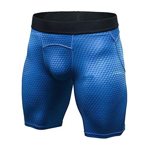 51+DkE+9zhL. SS500  - Yhjkvl Men's Compression Base Layers Shorts Men's Compression Shorts Three-dimensional Printing Training Fitness Running…