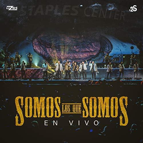 Los 2 de la S & Banda MS de Sergio Lizárraga