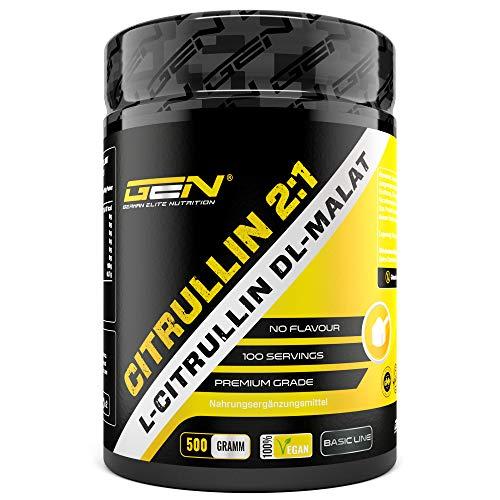 German Elite Nutrition -  L-Citrullin Pulver -