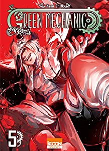Green Mechanic Edition simple Tome 5