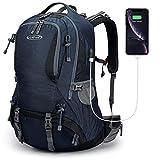 G4Free 50L Rucksack Hiking Backpack Mountaineering Bag Waterproof Travel Camping Trekking Daypack Outdoor...
