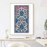 FA LEMON Türkische Ornament Fliesen Kunst Malerei