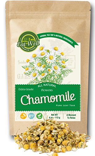 Chamomile Flowers   4 oz
