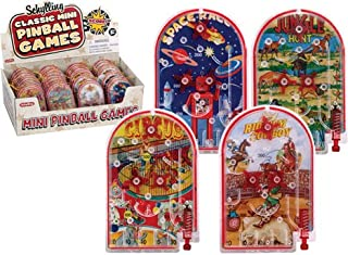 Classic Mini Pinball Game !! 4X Traditional Classics from the 80's in the palm of your hand!