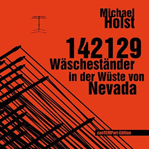 142129 Wäscheständer in der Wüste von Nevada: Projekt einer Installation für Christo und Jeanne-Claude