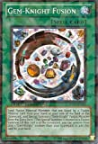 Yu-Gi-Oh! - Gem-Knight Fusion (DT05-EN043) - Duel Terminal 5-1st Edition - Common