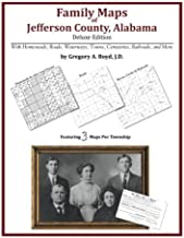 Family Maps of Jefferson County, Alabama, Deluxe Edition