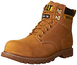 Caterpillar Men's Second Shift Steel Toe Woodworker Boot