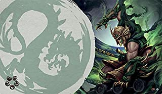Fantasy Flight Games FFG LS512 L5R: Master of The High House of Light Playmat, Multicolor