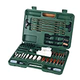 YaeTek Gun Cleaning Kit Universal Supplies for Rifles Shotgun Handgun Muzzleloader Pistol Cleaning