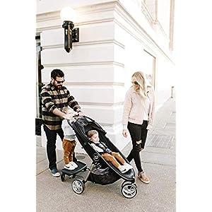 Baby Jogger City Mini 2 Stroller - 2019 | Compact, Lightweight Stroller | Quick Fold Baby Stroller, Jet