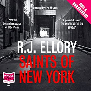 Saints of New York cover art