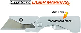 Best engraved folding knives Reviews