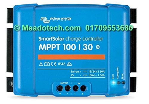 Victron Energy -Régulateur de charge solaire MPPT 100|30