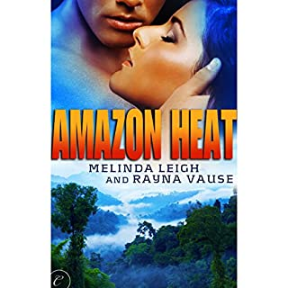 Amazon Heat                   By:                                                                                                                                 Melinda Leigh,                                                                                        Rayna Vause                               Narrated by:                                                                                                                                 Isabelle Gordon                      Length: 2 hrs and 22 mins     45 ratings     Overall 3.9
