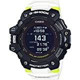 Casio GBDH1000-1A7 G-Shock Men's Watch White, Yellow 63mm Resin/Stainless Steel