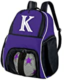 Personalized Soccer Backpack or Custom Volleyball Bag SOCCER GIFT IDEA!