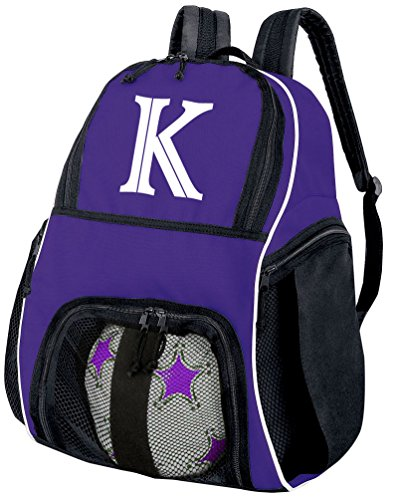 Broad Bay Personalized Soccer Backpack or Custom Volleyball Bag Soccer Gift IDEA!