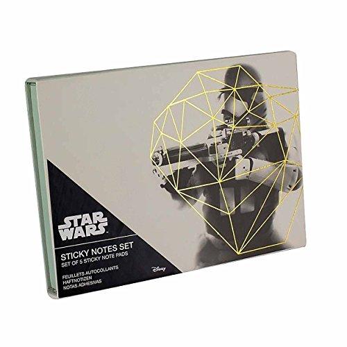 Star Wars Sticky Notes Set