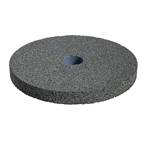 Silverline 390392 Korund-Schleifscheibe für Doppelschleifer 150 x 20 mm, mittel, grau