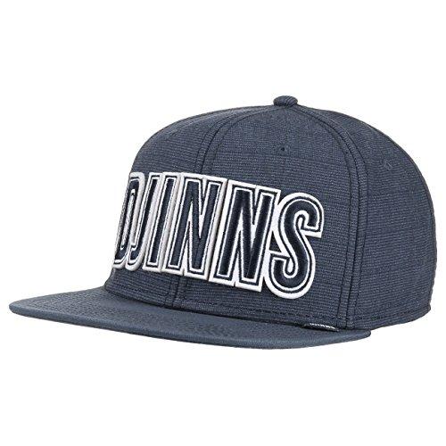 DJINNS - Glencheck 2.0 (navy) - Snapback Cap
