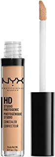 NYX PROFESSIONAL MAKEUP HD Photogenic Concealer Wand, Glow 06