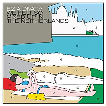 We Were so Mixed up from the Neitherlands (Remixes)